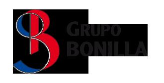 Grupo Bonilla | Construcción Logo